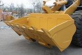 Caricamento Rated 6 tonnellate di caricatori della rotella con la benna della roccia