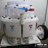 Triturador do cone do laboratório para testar Using o petróleo hidráulico Cycliner do motor 55kw
