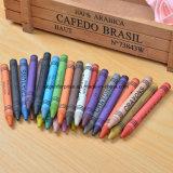 24 PCS de dibujo al por mayor de lápiz de cera