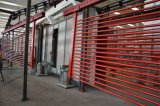Tubi d'acciaio saldati verniciati colore rosso per la lotta antincendio