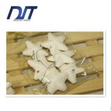 5cm6cm Christmas Bubble Five-Pointed Star Christmas Ornaments