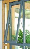 백색 색깔 실내 자석 장님 미늘창을%s 가진 분말에 의하여 입히는 알루미늄 차일 Windows