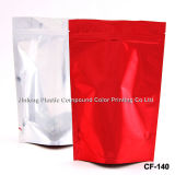 Plaine rouge Stock café Sachet