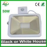 Новый тип свет 50W белый или черный СИД датчика потока