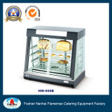 CER Hw-350 RoHS Nahrungsmittelbildschirmanzeige-Schaukasten mit trockener Heizung