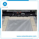 Los dos paneles centran la puerta del aterrizaje del elevador del dispositivo de la puerta del aterrizaje de la apertura (OS31-02)