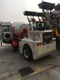 Kleber-Mischer-LKW 1 Yard-LKW-Betonmischer für Verkauf