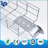 Gi Steel Wire Mesh Cable Tray 또는 Basket Cable Tray