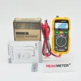 Multimètre de Digitals d'Autoranging de Peakmeter Pm8232 AC/DC mini