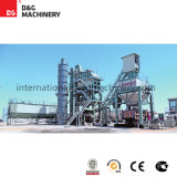 CER Pct Certificated 160 t/h Asphalt Mixing Plant für Road Construction