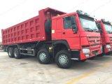 Caja de carga Sinotruk HOWO 15m3 Right Hand Drive Camión