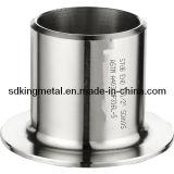 Geschmiedetes Kontaktbuchse-Schweißens-Rohrfitting des Edelstahl-6000lbs (SGS, CER, ISO)