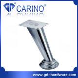 의자와 소파 다리 (J830)를 위한 알루미늄 소파 다리