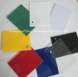 Il plexiglass di plastica Anti-UV PMMA ha lanciato lo strato acrilico
