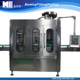 Embotelladora plástica de agua de la máquina de rellenar del agua de botella