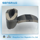 AlNiCo permanente Magnet con Difficult Shapes