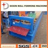 Roulis en acier coloré automatique de panneau en métal formant la machine pour l'exportation