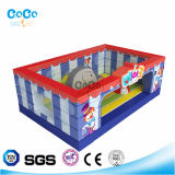 Cocowater Entwurfs-aufblasbarer Zirkus-Thema-Prahler LG9031