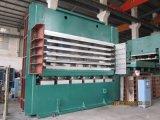 고무 타이어 재생 기계장치 유압 가황 기계