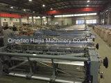 폴리에스테 직물을%s 8100의 시리즈 편직기 물 분출 직물 기계