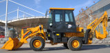 Pelle rétro Loader 1.2ton Mini Backhoe Loader