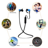 Fones de ouvido sem fio estereofónicos de Bluetooth Sweatproof do desporto profissional