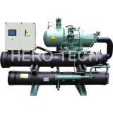 Широкомасштабный промышленный охладитель винта системы охлаждения Bitzer Компрессором