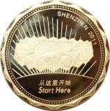 Hochschulandenken-Sport- Münze