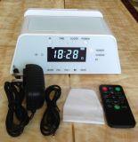 2014 vendedor caliente del iPad / iPhone5 Altavoz con Dua alarma función de radio FM