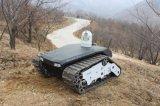 Chassi de borracha da trilha do robô da estrutura da esteira rolante/veículo todo-terreno (K02SP8MAAT9)