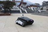 Estrutura de borracha da trilha do robô da inspeção (INSP K-02)
