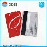 Tarjeta de visita magnética de RFID que visita