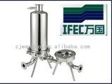 Gesundheitlicher Edelstahl-mikroporöser Filter (IFEC-SF100002)