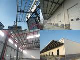 プレハブの鉄骨構造の倉庫の貯蔵倉