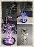 Mähdrescher-Dusche-Filtrierapparat-Recycler-Glaswasser-Rohr