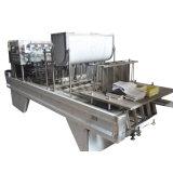De Vullende en Verzegelende Machine van de volledige Automatische Kop van de Yoghurt