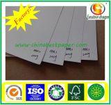 Papel de cartón de marfil C1S para pastel de embalaje