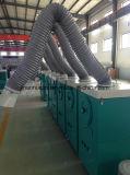 Extractie van de Damp van het Lassen van de Prijs van de fabriek de Draagbare/het Mobiele Systeem van de Collector van het Stof en van de Inzameling van het Stof van het Lassen