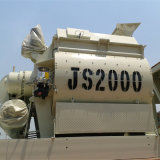 Nuevo tipo mezclador concreto (JS2000II)