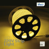 5050 Bright eccellente Waterproof 220V LED Strip Light