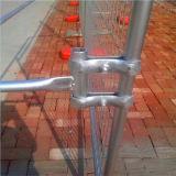 建築現場のためのASTM 4678 GalvanizedオーストラリアTemporary Fence Used
