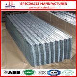 Corrugated гальванизированный металлом лист толя цинка