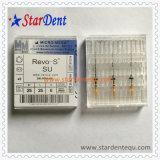 Arquivos novos de Revo-S (3PCS/box) do instrumento médico cirúrgico dental