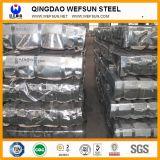 Strato del tetto dello zinco per costruzione