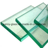 стекло Tempered стекла 12mm 10mm 8mm Toughened для Buliding