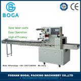 Niedrige Kosten-Multifunktionswegwerftafelgeschirr-horizontale Verpackungsmaschine
