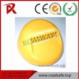 4 pollici della pavimentazione della strada dell'indicatore della strada della vite prigioniera di riflettore di ceramica della via