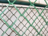 &#160 ; Panneaux de frontière de sécurité de maillon de chaîne pour le marché des Etats-Unis