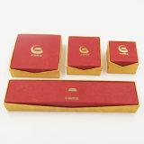 カスタマイズされた最も安いペーパー宝石類包装ボックス(J28-E)