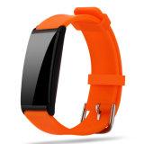 2017 het Nieuwe Digitale Horloge van de Manchet van de Armband van het Tarief van het Hart Bluetooth Slimme